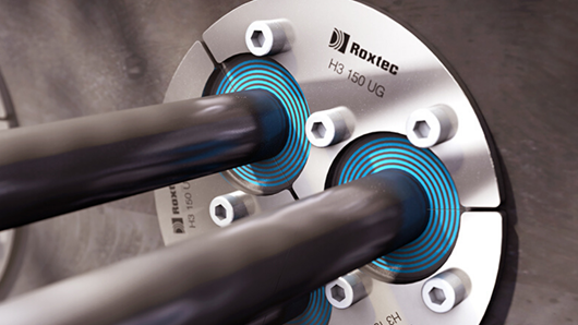 Roxtec selected to supply cable safety seals to Europe's largest alumina refinery