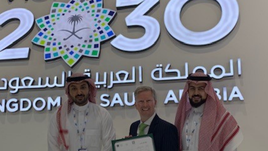 Roxtec launches in Saudi Arabia