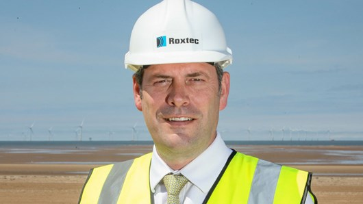 Roxtec delivers sealing solution for £1.3billion Rampion Offshore Wind Farm