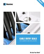 Roxtec Cable entry seals for cabinets