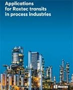Applications des passages Roxtec dans les industries de process