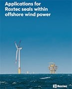 Applications for Roxtec seals within offshore wind power