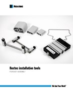 Roxtec installation tools folder