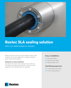 Roxtec SLA product folder