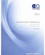 White paper: Humidity effects in substations