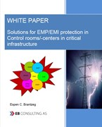 White paper: Solutions for EMP/EMI protection in control rooms