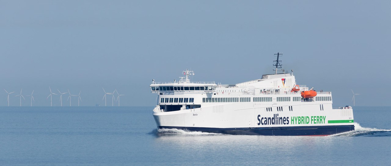 Simply the best seals for Scandlines