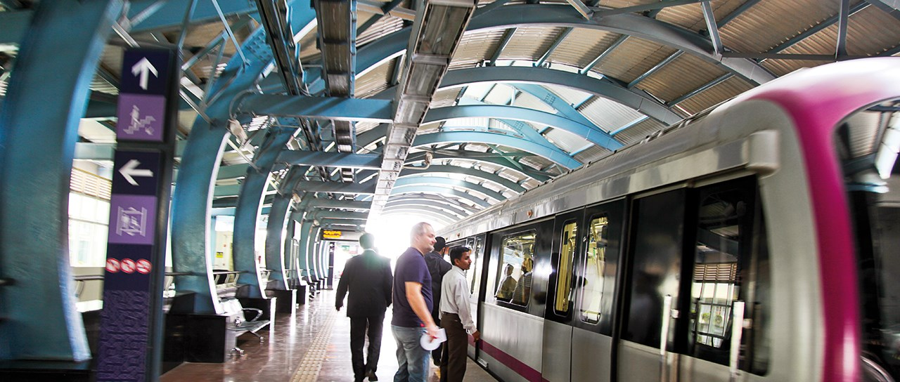 Solutions for rapid transit rail systems