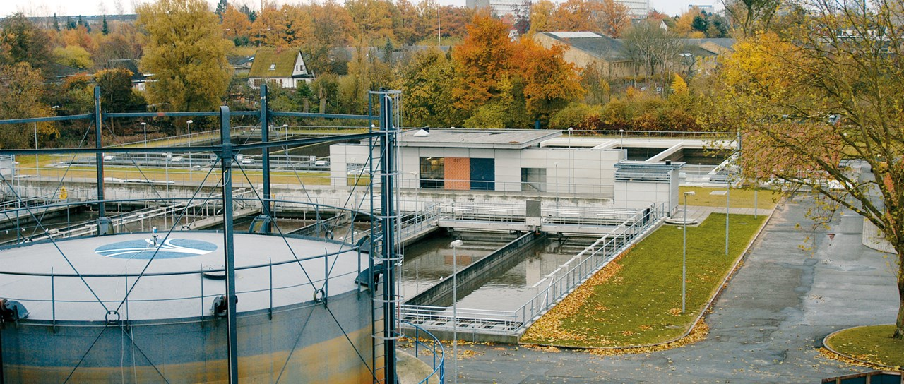 Seals for refurbishment of water treatment plants