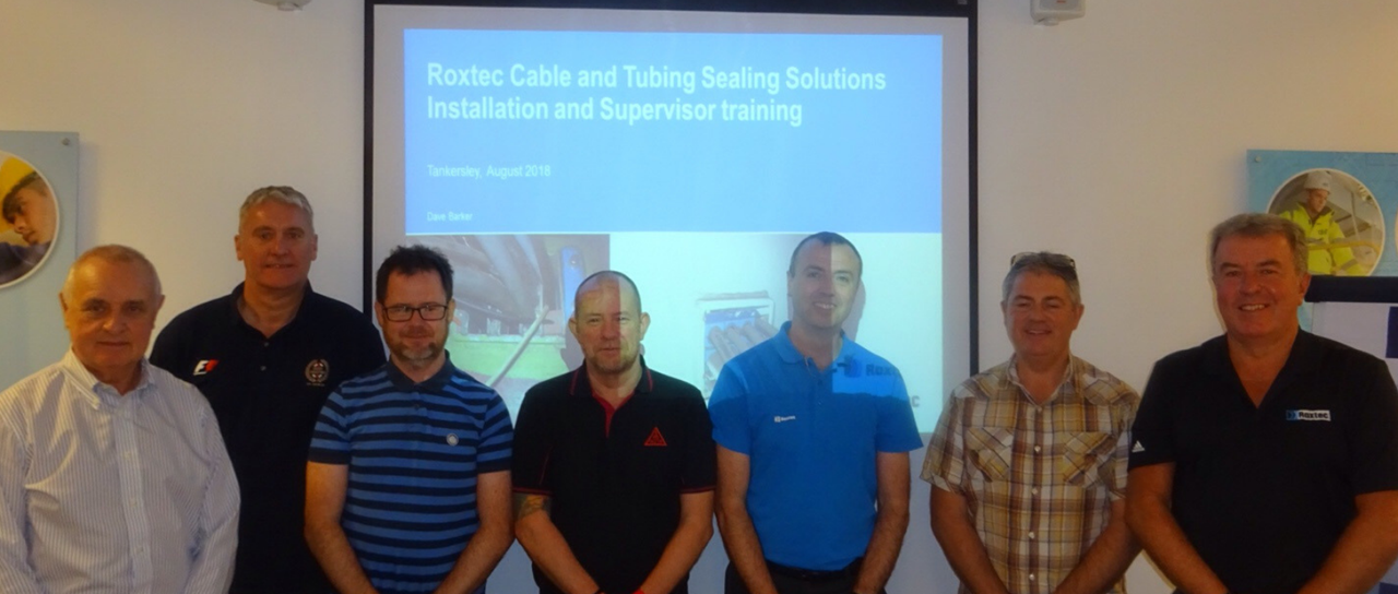 CompEx joins forces with Roxtec to deliver a new course