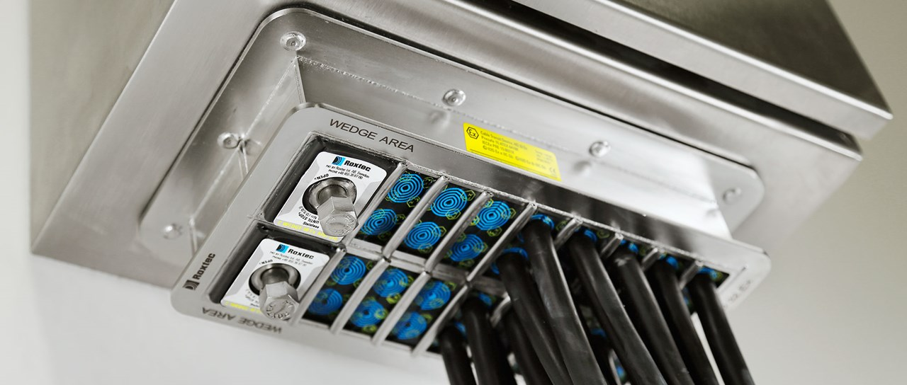 New high density cable entry solutions from Roxtec