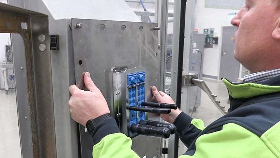 Water Ingress Protection Test Roxtec