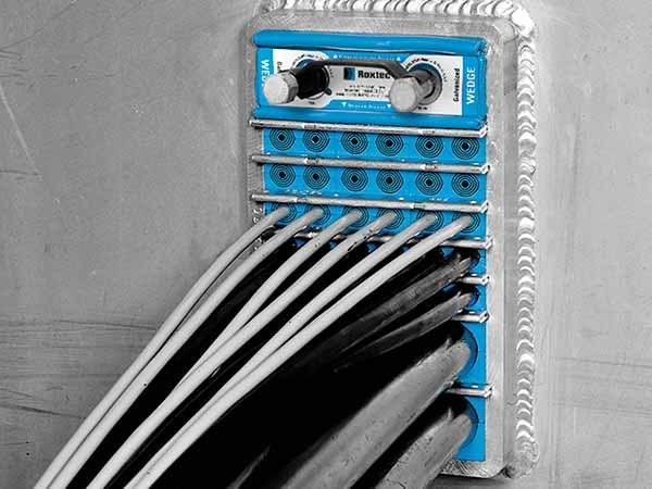 Kabel Og R 248 Rgennemf 248 Ringer Til Lystyachter Roxtec