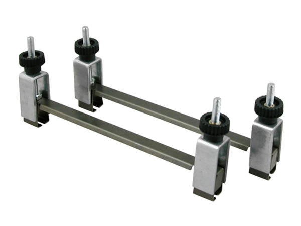 Stayplate clamps horizontal inst, 2 pcs
