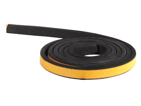 TSL 10x5 cellular rubber strip, TSL 15x6 cellular rubber strip