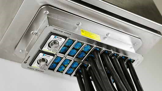 Roxtec Ex cable transit devices
