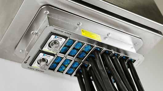Roxtec Exケーブル貫通部デバイス