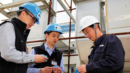 Fujian Oil Refinery, China