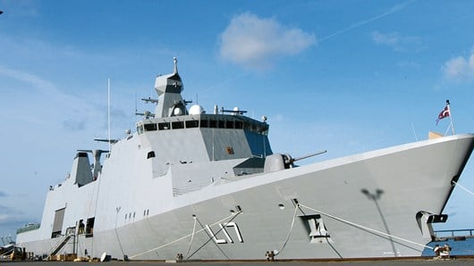 Navire militaire Absalon, Danemark