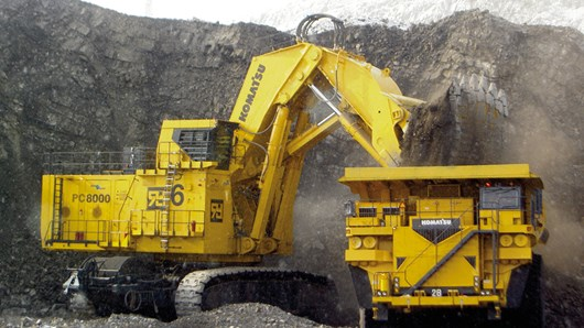 Komatsu Mining, Germany