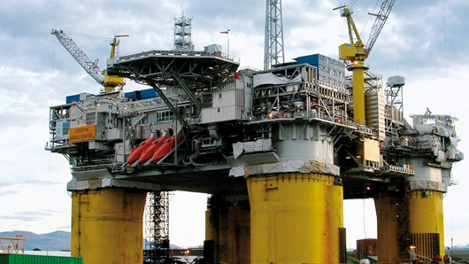 Kristin Offshore Platform, Norway