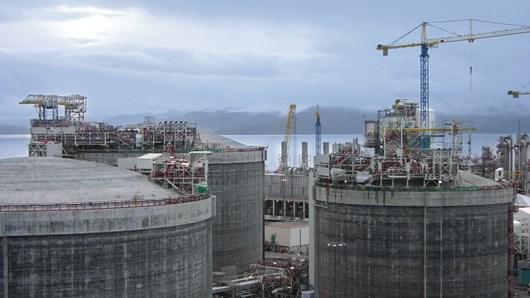 Snøhvit LNG plant, Norway