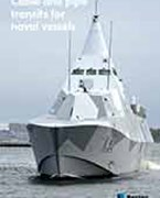 Askeri gemiler için kablo ve boru geçişleri