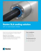 Папка с описаниями изделий Roxtec SLA