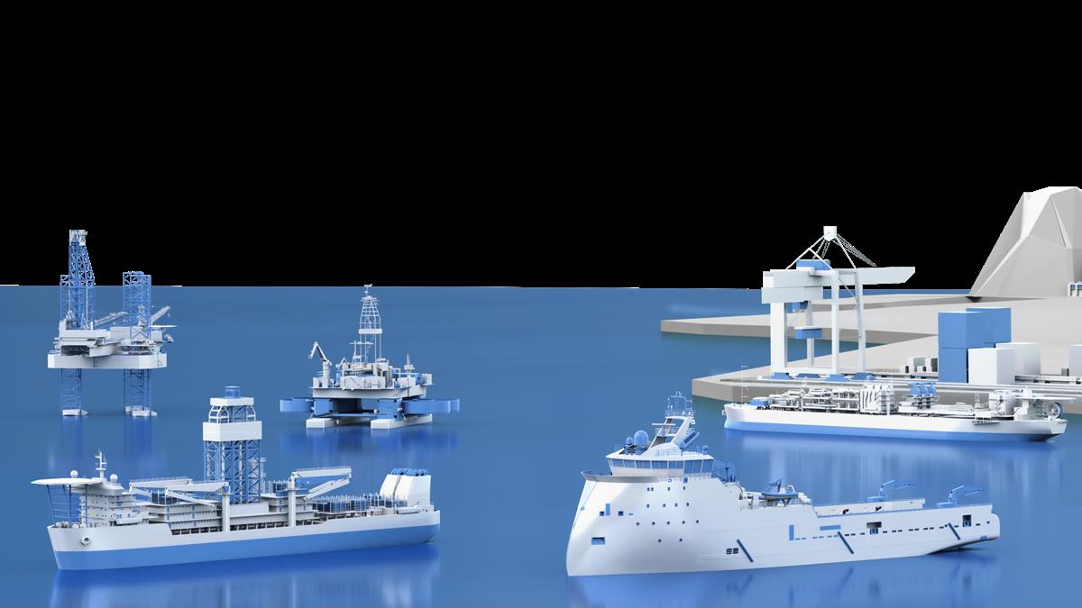 Sellos para cables y tuberías para la industria del gas y petróleo offshore