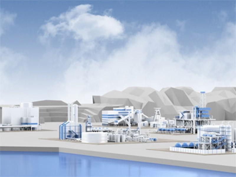 Process industries