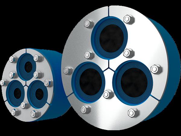 Sistema di sigillatura Roxtec H3